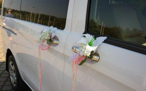 Аренда минивэна на свадьбу