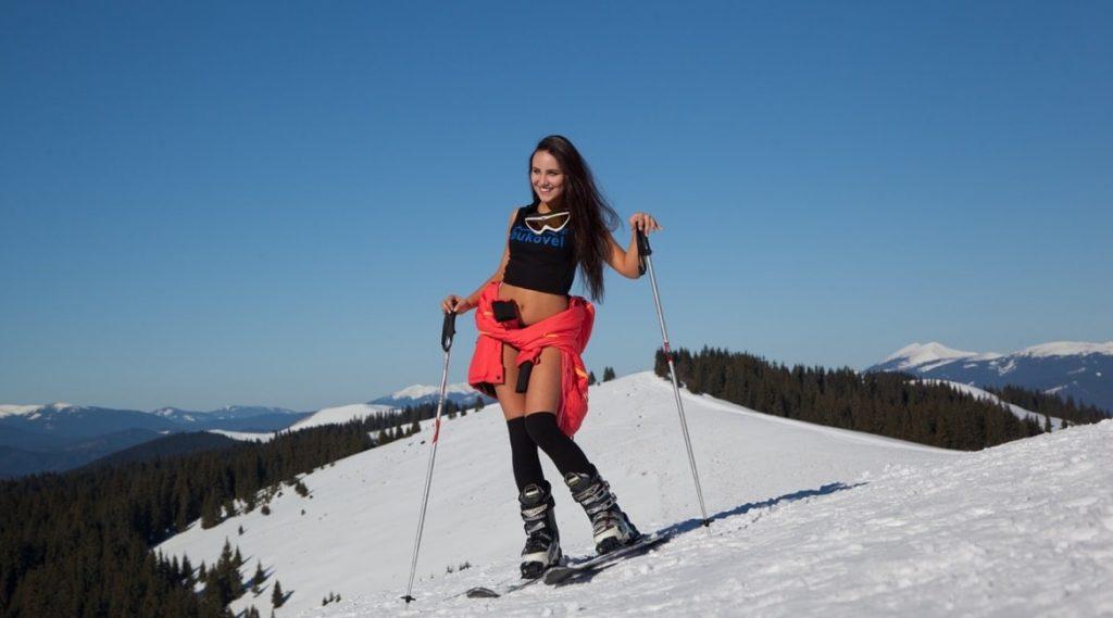 Лыжы Буковель